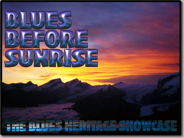 Blues Before Sunrise