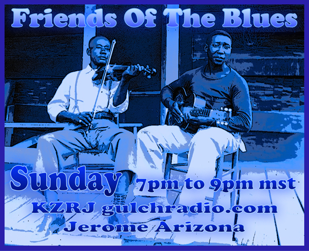 Friends Of The Blues